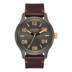 Reloj Nixon Patrol Leather