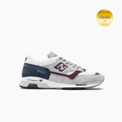 New Balance 1500 Made in UK grey wine navy