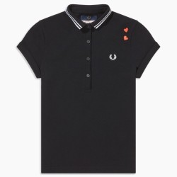 TEXTIL MUJER POLO FRED PERRY AMY WINEHOUSE SS21