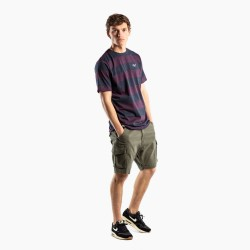 REELL EASY CARGO SHORT OLIVE SS21