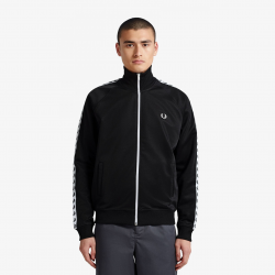FRED PERRY CREW ZIP HIG NECK J6231-198
