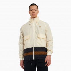 TEXTIL HOMBRE FRED PERRY WINDBREAKER FW21
