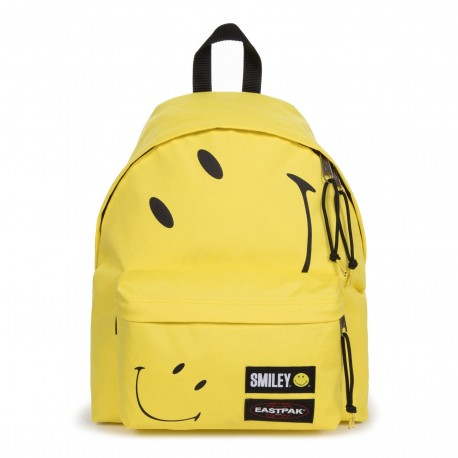 MOCHILA EASTPAK X SMILEY PADDED PAK'R
